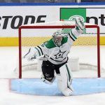 Stars Ride Khudobin to 3-0 Win